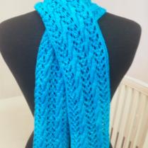 feminine mystique scarf