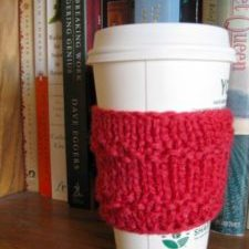jitters cup cozy